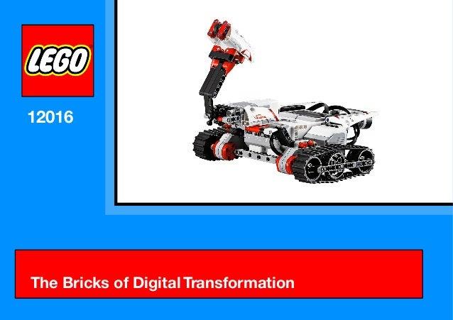 The Bricks of Digital Transformation 12016