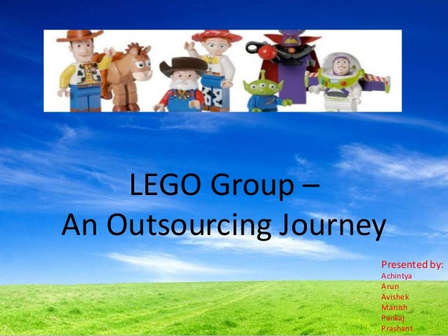lego group outsourcing journey case Case study analysis paper: prepare a case study analysis of case 12 lego group an outsourcing journey found in the cases section of your digital.