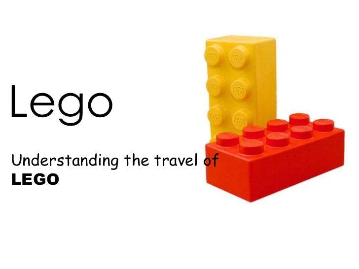 LegoUnderstanding the travel ofLEGO