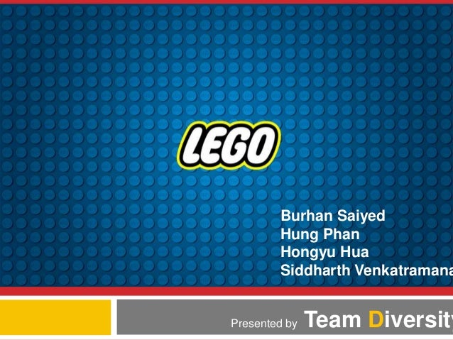 lego presentation slides
