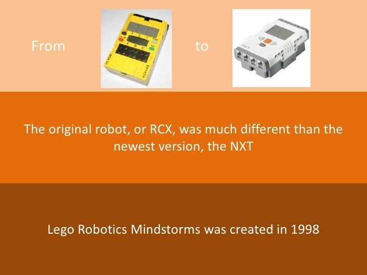 Lego Robotics Presentation Jg