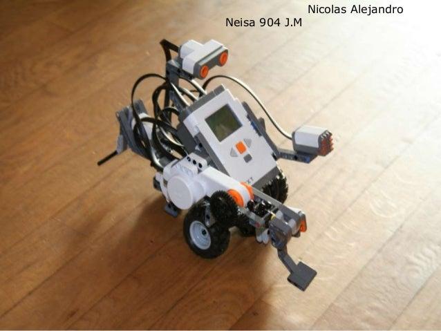 Nicolas Alejandro Neisa 904 J.M