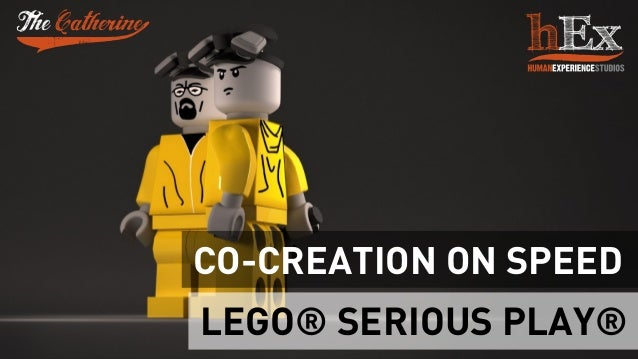 LEGO® SERIOUS PLAY® CO-CREATION ON SPEED