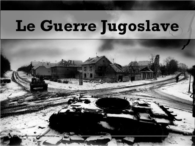 Le Guerre Jugoslave