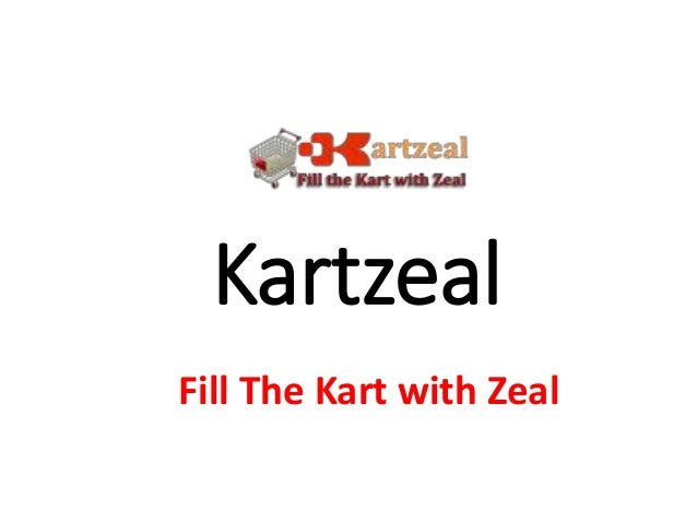 Kartzeal Fill The Kart with Zeal