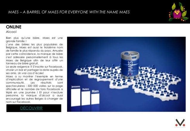 MAES – A BARREL OF MAES FOR EVERYONE WITH THE NAME MAESONLINEAlcoolBien plus qu'une bière, Maes est unegrande famille !L'u...