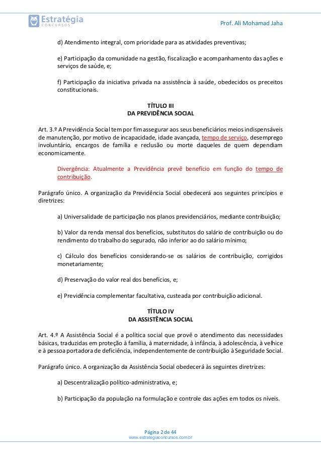 LEI 8212 ATUALIZADA PDF