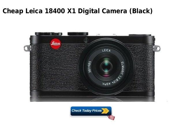 leica 18400 x1 digital camera black rh slideshare net Leica Type 113 107 Leica Forum