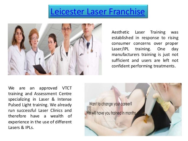 Leicester Laser Safety training