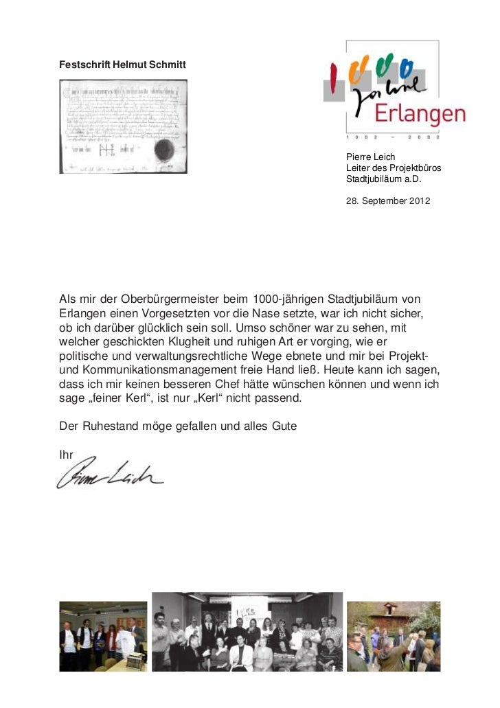 Festschrift Helmut Schmitt                                                    Pierre Leich                                ...