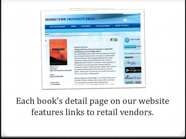 Top Ten Selling eBooks List on Website