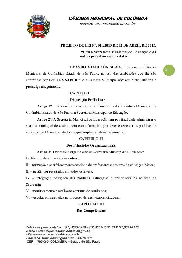 CÂMARA MUNICIPAL DE COLÔMBIACÂMARA MUNICIPAL DE COLÔMBIACÂMARA MUNICIPAL DE COLÔMBIACÂMARA MUNICIPAL DE COLÔMBIA EDIFICIO ...