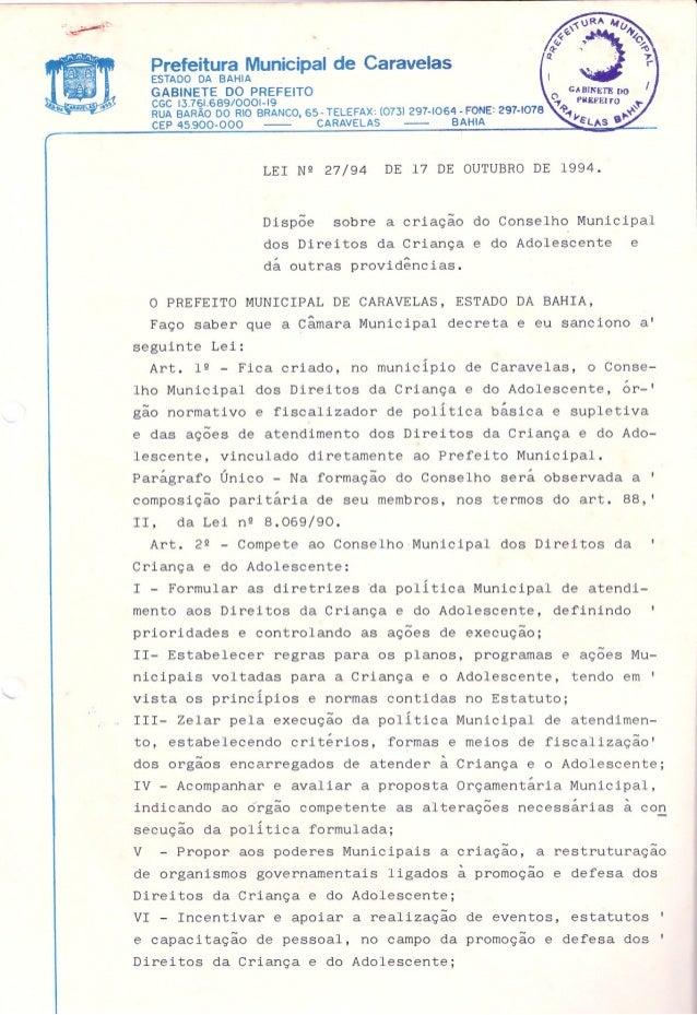 Prefeitura Municipal de CaravelasESTADO DA BAHIAGABINETE DO PREFEITOCGC 13.761.689/0001-19RUA BARÃO DO RIO BRANCO, 65 - TE...