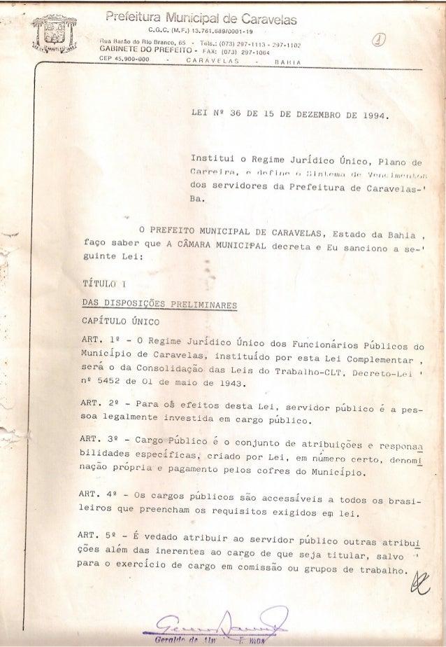 """•..i!"""" Prefeitura ir1unicipa~de Carave!3sC.G.C. (M.F.) 13.761.689/0001-19Rua Bari10 do Rio Branco, 65 - Tf11:;.: (073) 2(l..."""