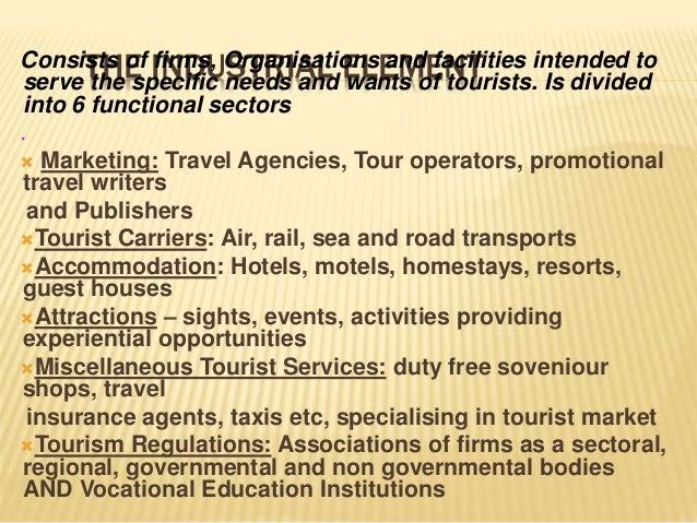 liepers model Whole tourism system model- neil leiper 1 module 1 geography of travel  and tourism (definition and concepts) and the tourism system.