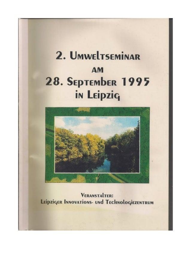 Leipziger innovations  und technologiezentrum 1995