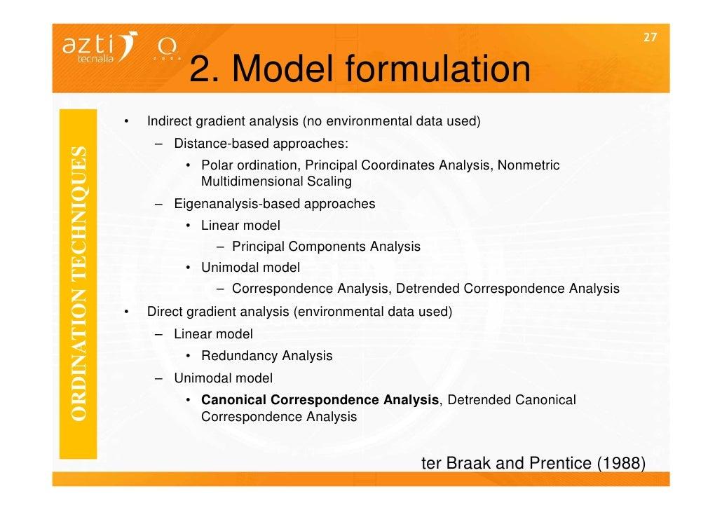 Predictive Habitat Distribution Models, Leire Ibaibarriaga