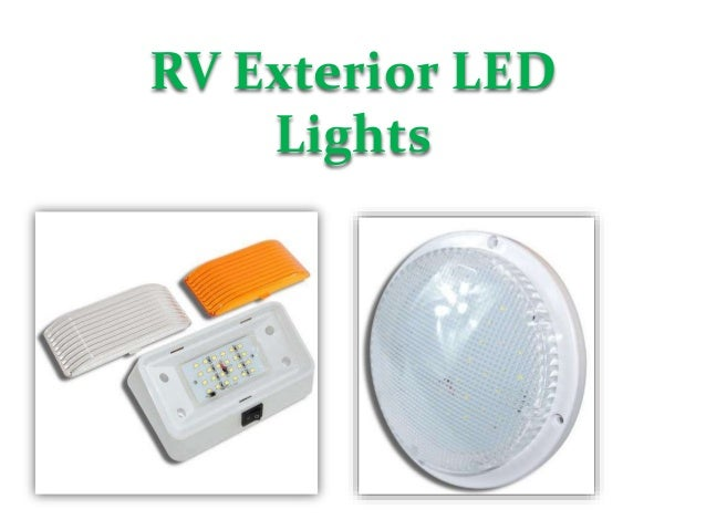 Buy Rv Trailer Motorhome Led Interior Lighting Fixtures At Leisure