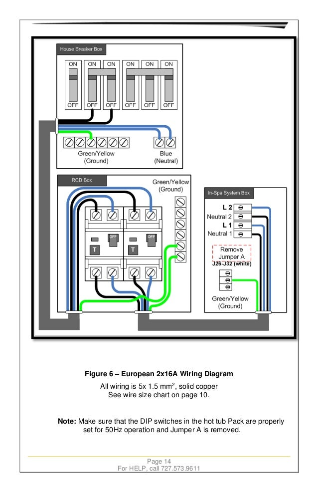 Spa Floor Wiring Electrical Work Wiring Diagram