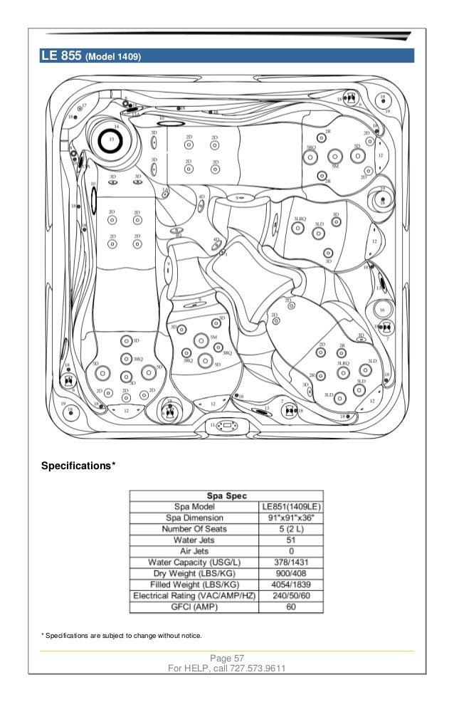 Hot Tub Spas. Wiring. Cal Spa Wiring Diagram A4 At Scoala.co