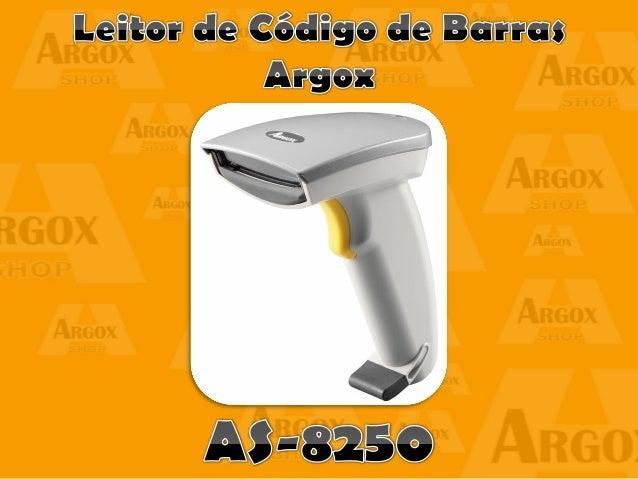 Conheça aqui o leitor de códigos de barras AS-8250 da Argox, que automatiza as agências dos CORREIOS DO BRASIL. Leitor de ...
