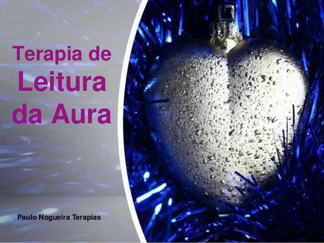 Terapia deLeiturada AuraPaulo Nogueira Terapias