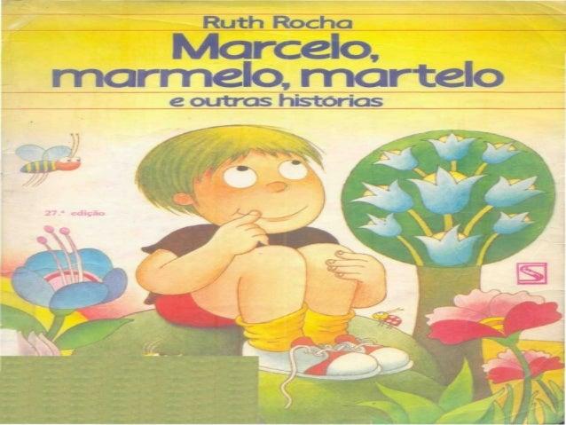 Marcelo vivia fazendo perguntas a todo mundo:— Papai, por que é que a chuva cai?— Mamãe, por que é que o mar não derrama?—...