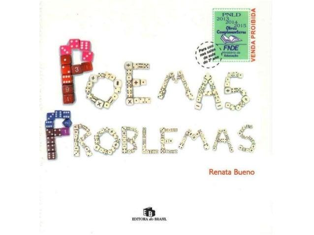 Profª Graça:Leitura deleite Poemas Problemas.ppt-8º Encontro-QUANTIFICAÇÃO, REGISTROS E AGRUPAMENTOS