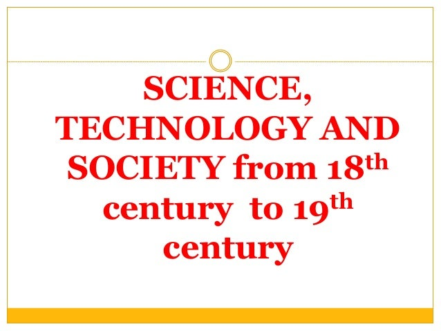 19th century in science