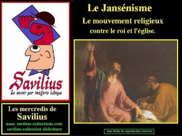 Le Jansénisme