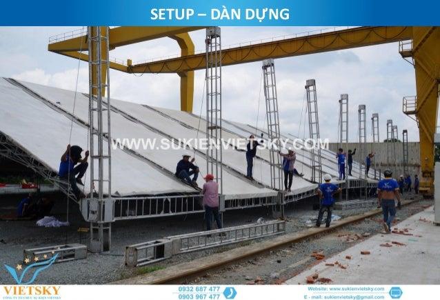 Công ty tổ chức lễ khởi công chuyên nghiệp tại Tp.HCM Slide 3