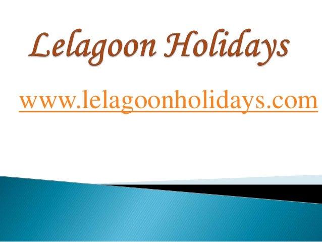 www.lelagoonholidays.com
