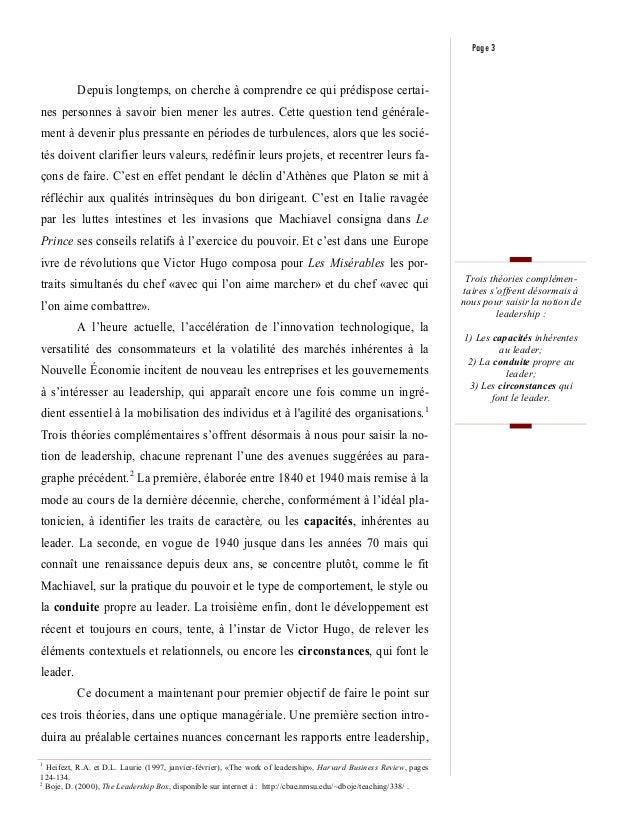 Boubaddara Youssef: Le leadership en 3 c Slide 3