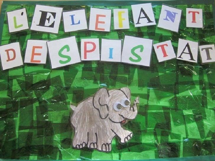 L'elefant despistat