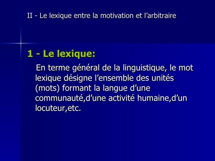 l arbitraire du signe linguistique pdf