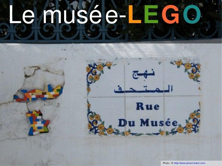 Photo: ©  http://www.janvormann.com Le musée- L E G O