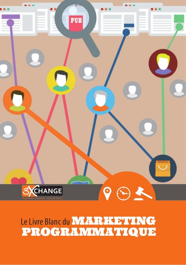 MARKETING PROGRAMMATIQUE 1 Le Livre Blanc du MARKETING PROGRAMMATIQUE PROGRAMMATIC MARKETING - REAL TIME RESULTS