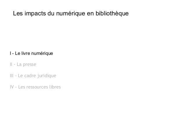 Le livre numérique et la presse   biblioquest épisode 3 - juillet 2014 Slide 3