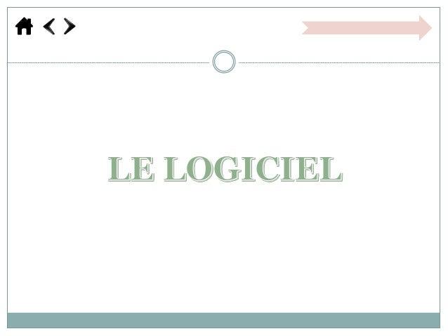  Définition de Logiciel....….p3  Familles de logiciels ……….p7  Pilotes ………………………….p8  Système d'exploitation.…..p11  ...