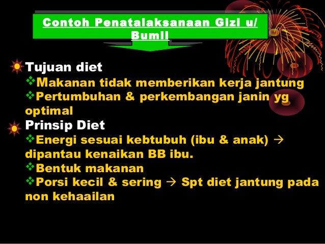 Diet untuk Penderita Jantung