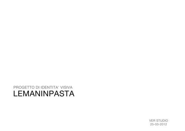 Logo Definitivo LeManinPasta