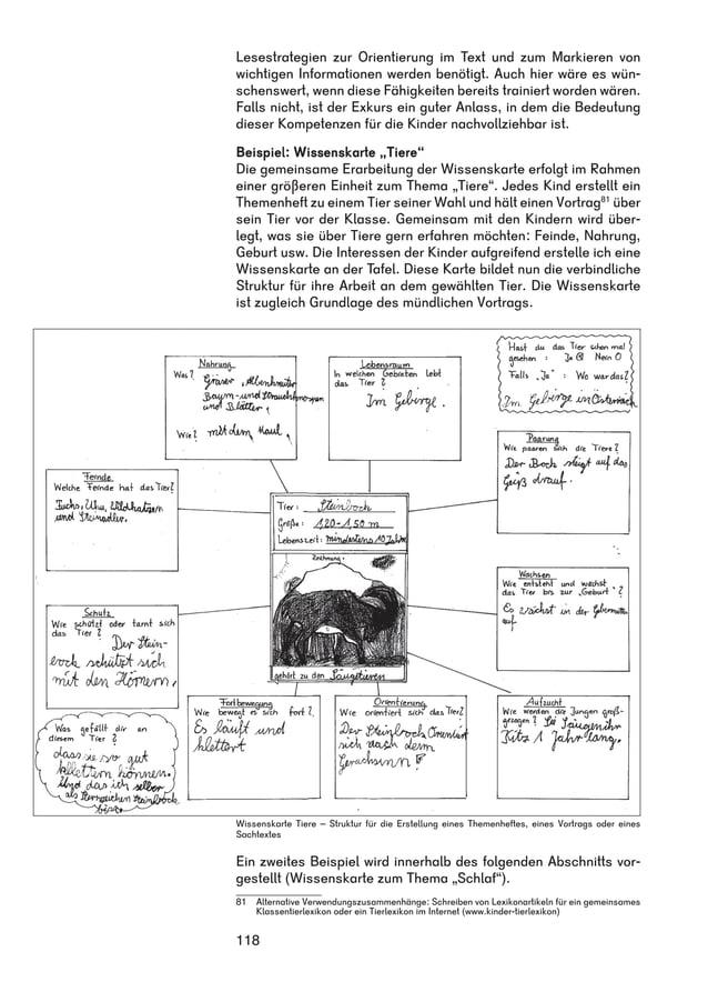 Lesestrategien zur Orientierung im Text und zum Markieren von  wichtigen Informationen werden benötigt. Auch hier wäre es ...
