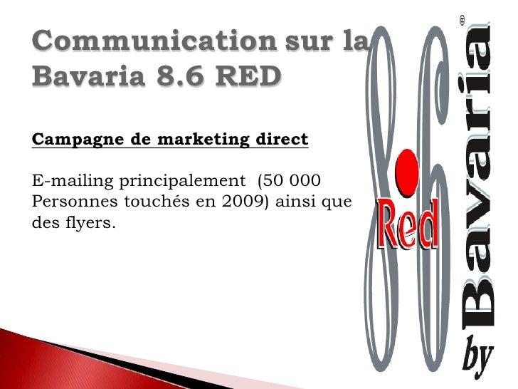 Communication médias<br />Campagne d'affichage<br />Communication presse<br />Communication hors médias<br />Page dédiée s...