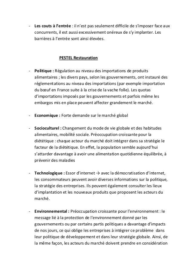 Le March Ef Bf Bd De La Restauration En France En