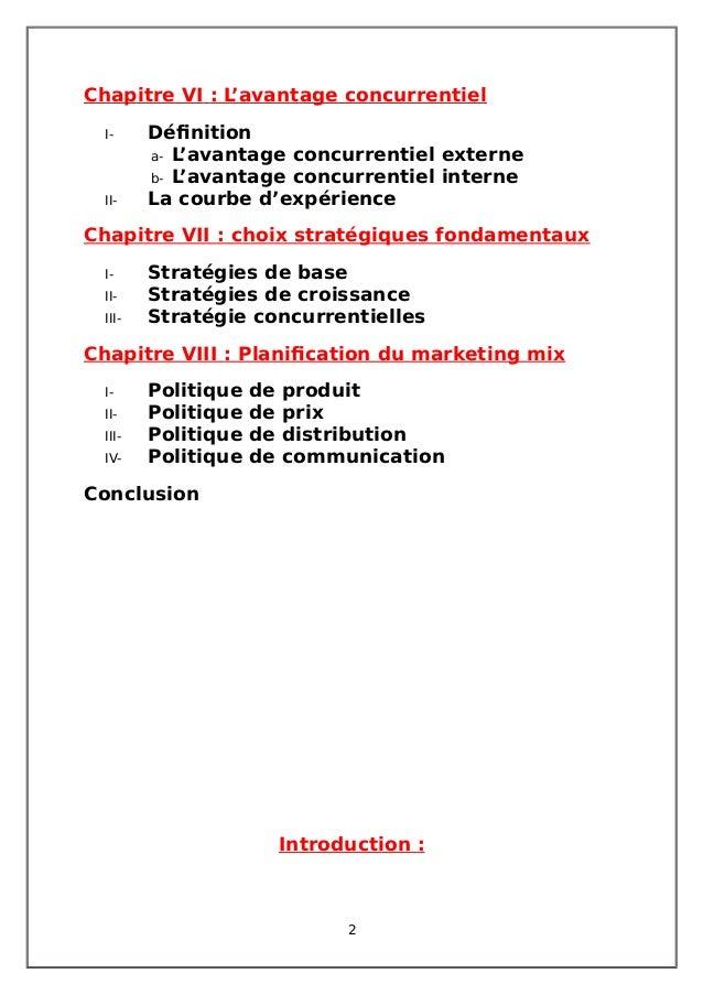 Le Marketing Fondamental Les 4p