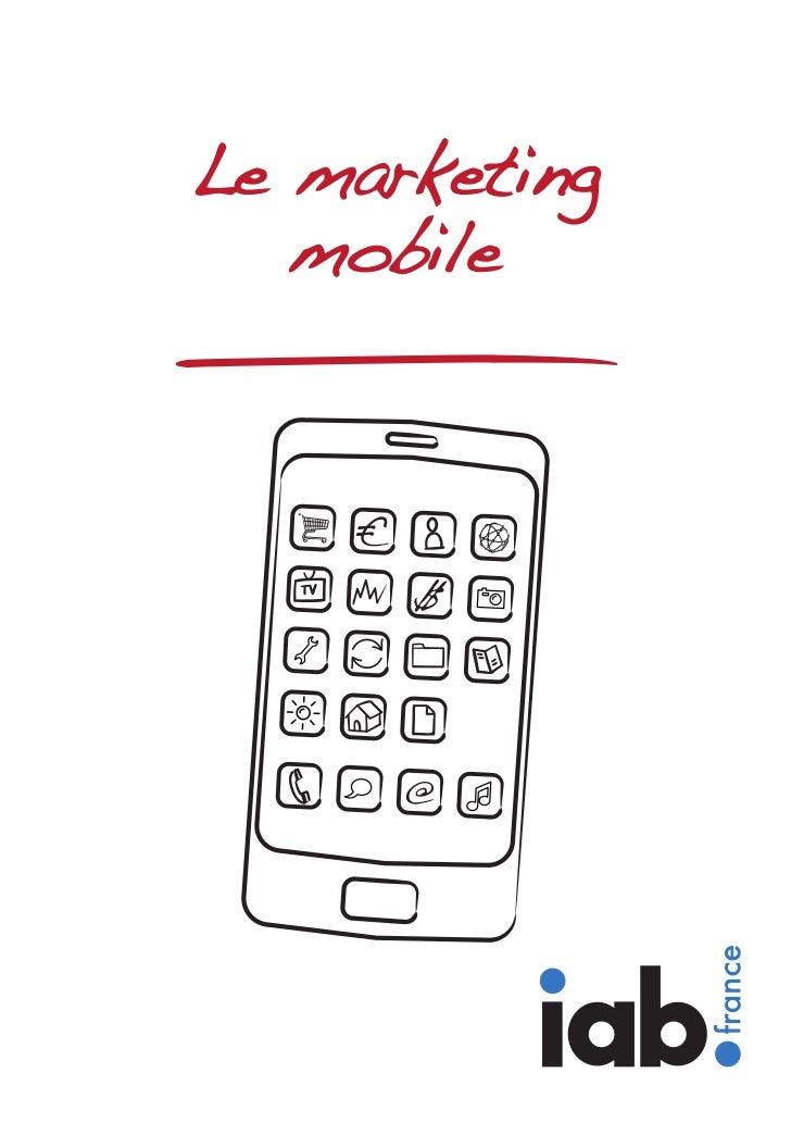 Le marketing mobile                                                                       INTRODUCTION           Travaux m...