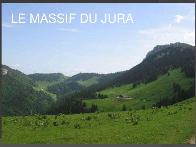 LE MASSIF DU JURA