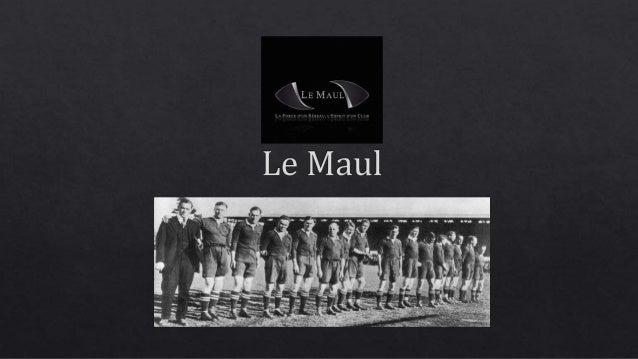 LA FORCE D'UN RESEAU… …L'ESPRIT D'UN CLUB