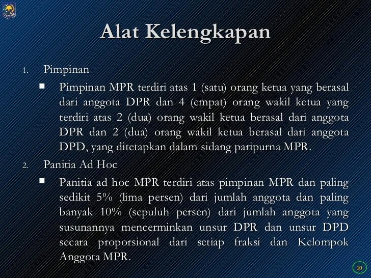 Lembaga negara legislatif
