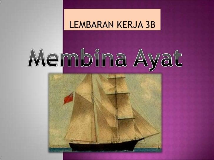 LEMBARAN KERJA 3B